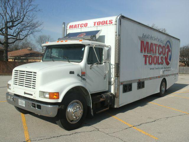 1997 International 4170 mattco tool truck