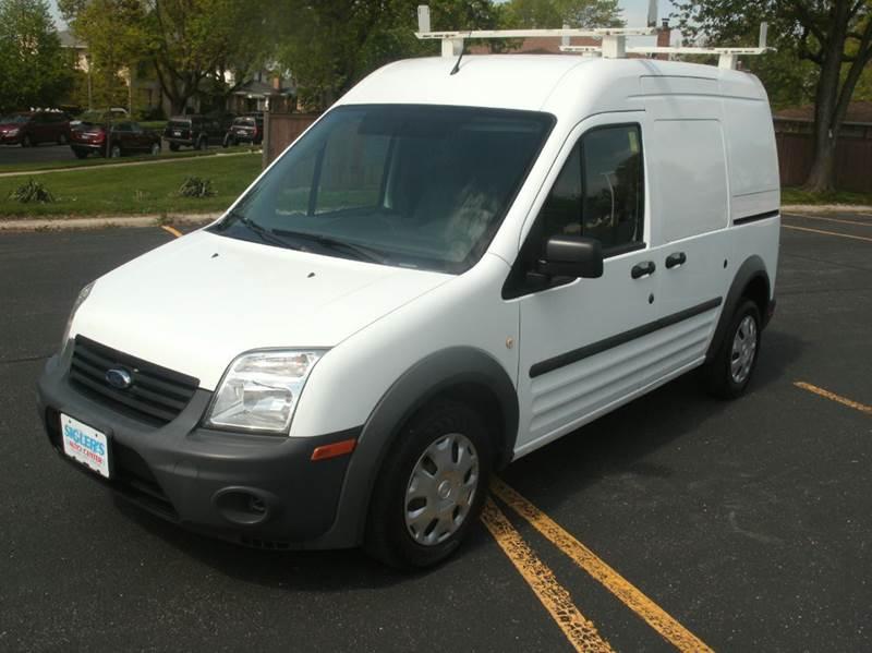 2012 Ford Transit Connect XL 4dr Cargo Mini-Van w/Rear Glass - Skokie IL