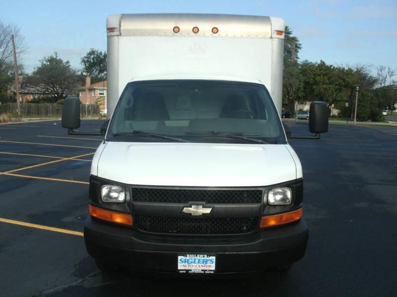 2007 Chevrolet G3500