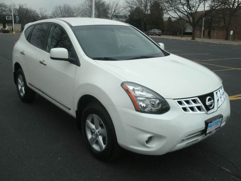 2013 Nissan Rogue S 4dr Crossover - Skokie IL