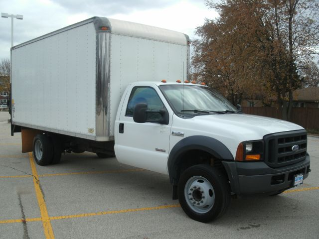 2006 Ford Super Duty F-550 diesel pwr liftgate