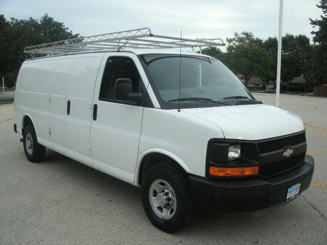 2009 Chevrolet Express Cargo EXTENDED LIKE NEW