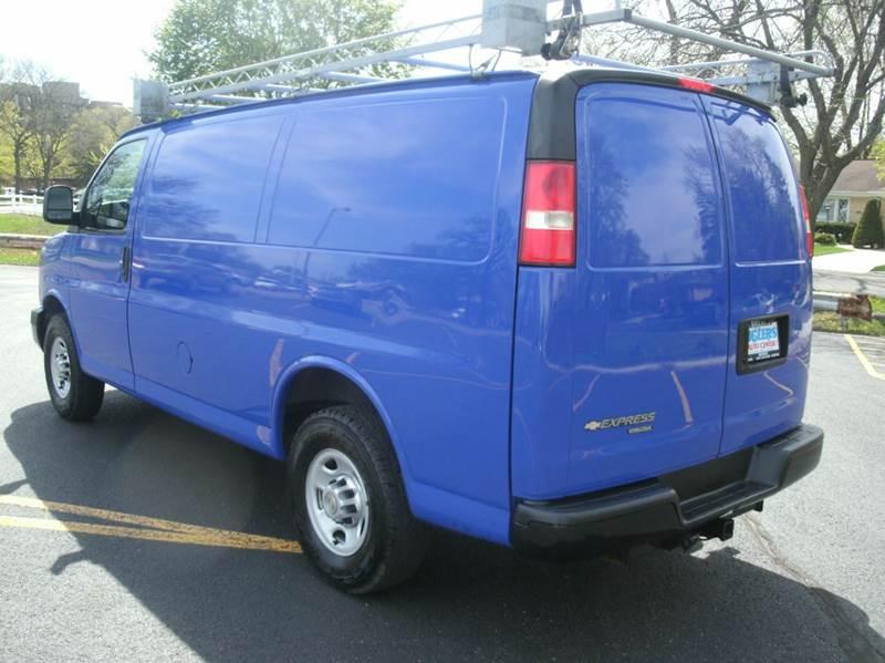 2012 Chevrolet Express Cargo 3500 3dr Cargo Van w/ 1WT - Skokie IL