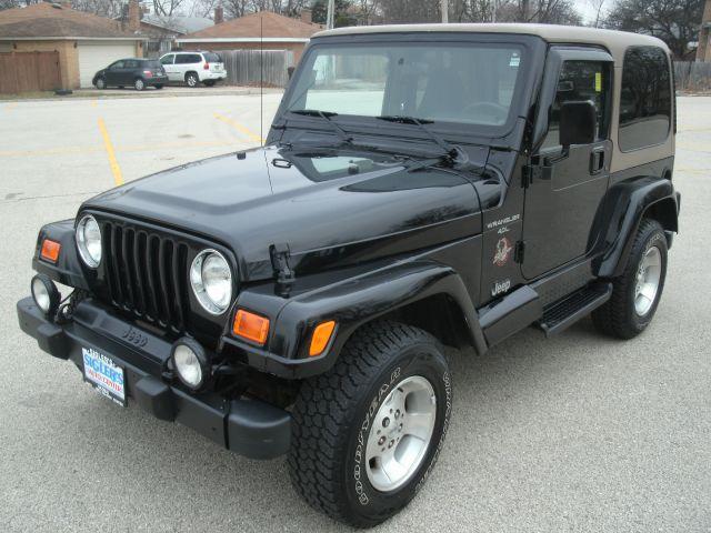 2000 Jeep Wrangler for sale in SKOKIE IL