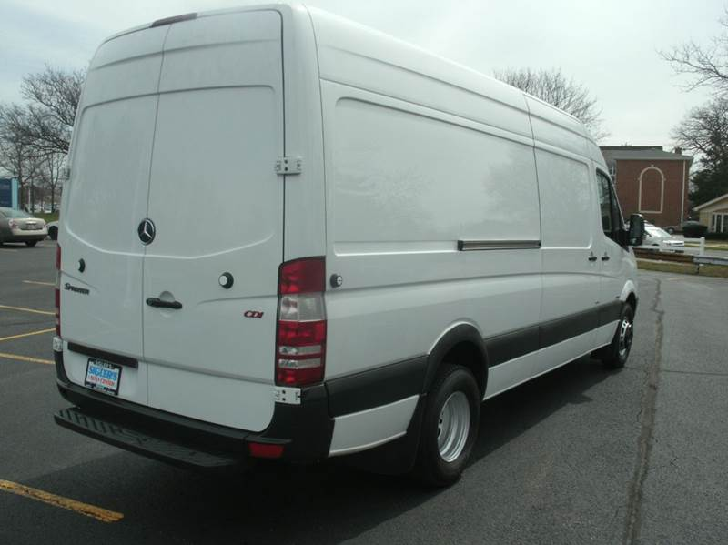 2010 Mercedes-Benz Sprinter Cargo 3500 170 WB 3dr DRW Extended Cargo Van - Skokie IL