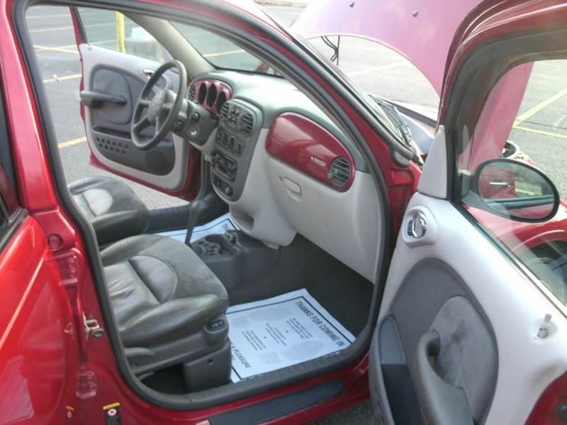 2002 Chrysler PT Cruiser Limited Edition 4dr Wagon - Skokie IL