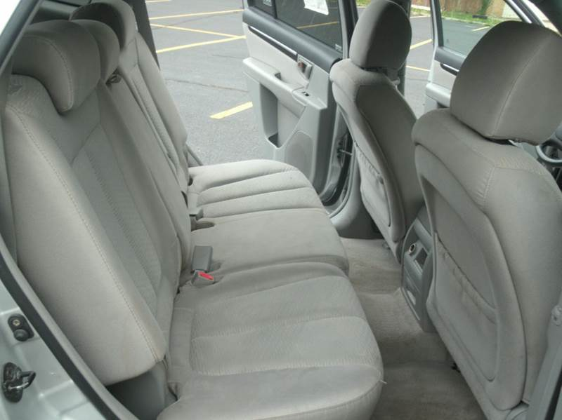 2007 Hyundai Santa Fe GLS 4dr SUV - Skokie IL