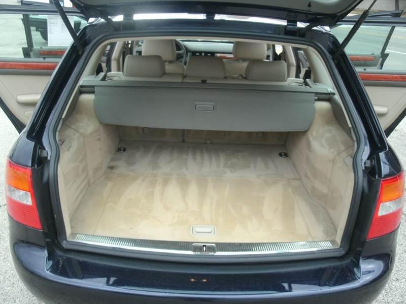 2004 Audi A6 AWD 3.0 Avant quattro 4dr Wagon - Skokie IL