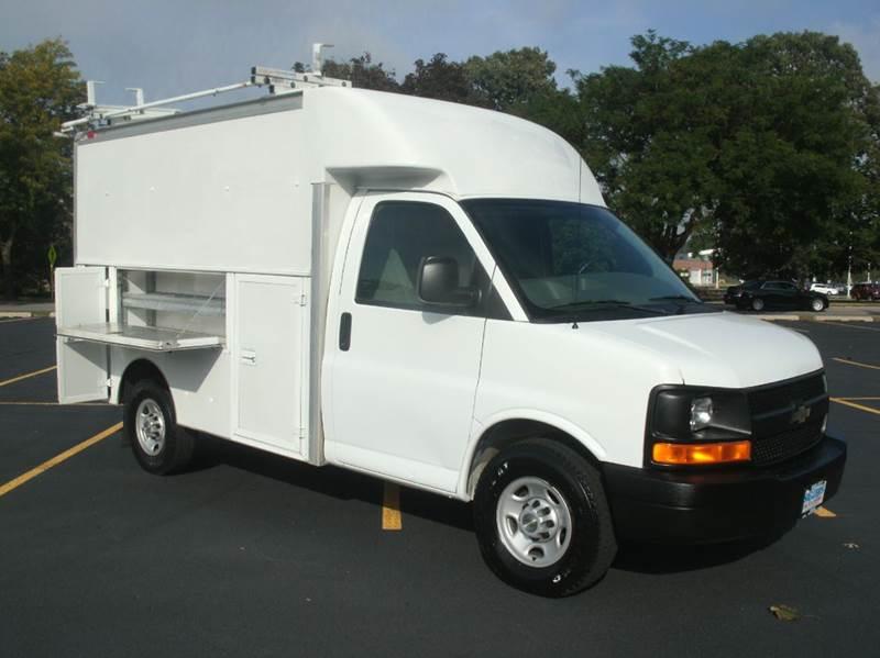 2007 Chevrolet BOX TRUCK/UTILITY