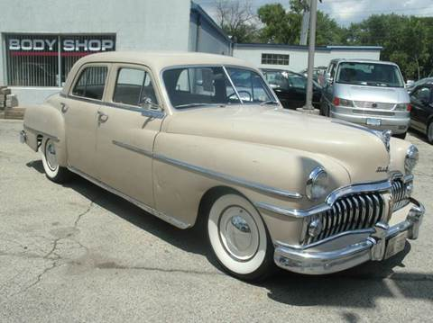 1950 Desoto DELUX for sale in Skokie, IL
