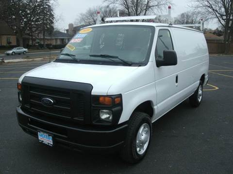 2009 Ford E-Series Cargo PERFECT  WORK V