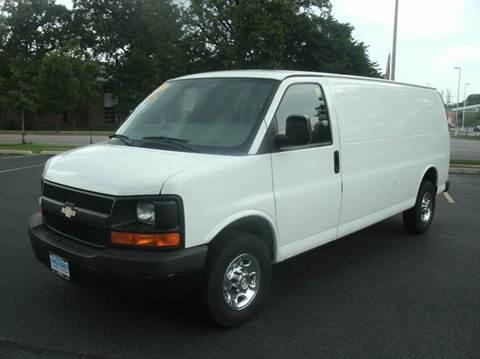 2008 Chevrolet Express Cargo EXTENDED