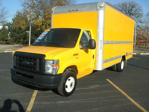 2011 Ford BOX TRUCK 16 FT