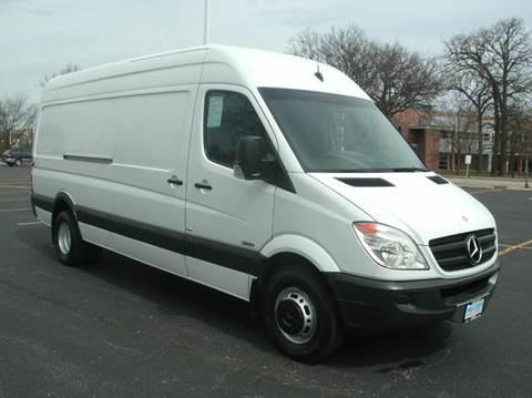 2010 Mercedes-Benz Sprinter Cargo for sale in Skokie, IL