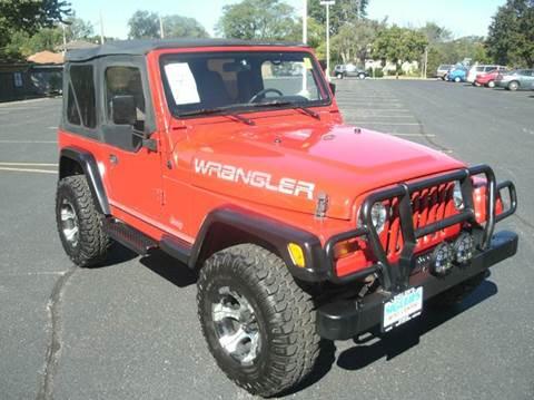 1997 Jeep Wrangler for sale in Skokie, IL