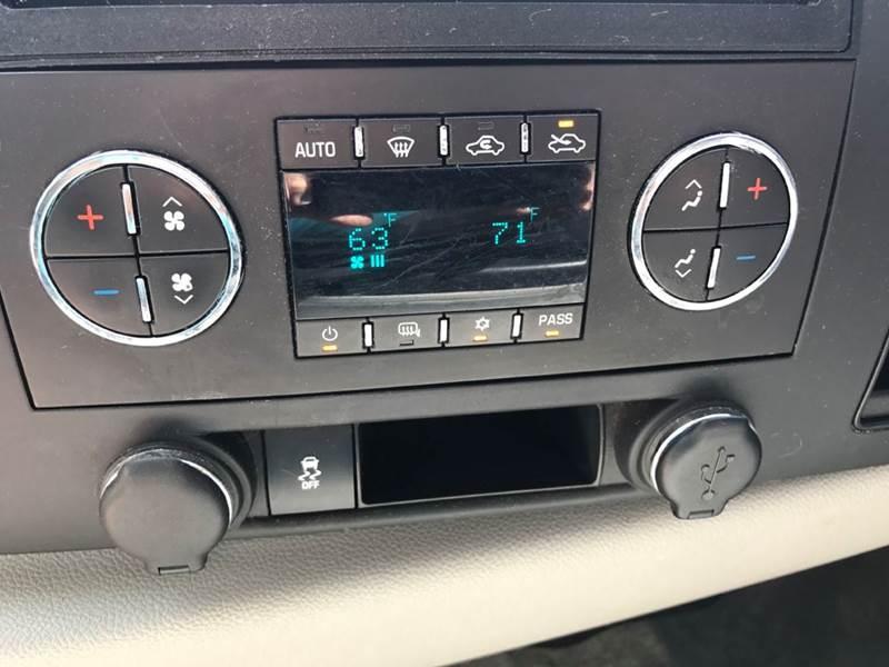 2013 Chevrolet Silverado 1500 4x2 LT 4dr Extended Cab 6.5 ft. SB - Muscle Shoals AL