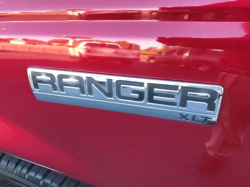 2009 Ford Ranger 4x2 XLT 2dr SuperCab SB - Muscle Shoals AL