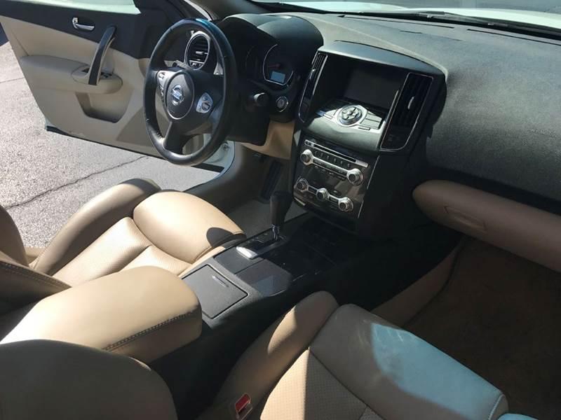 2014 Nissan Maxima 3.5 SV 4dr Sedan - Muscle Shoals AL