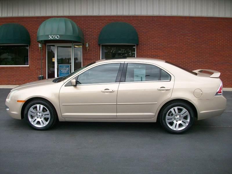 White Ford Fusion Sunroof >> Sedan for sale in Muscle Shoals, AL - Carsforsale.com