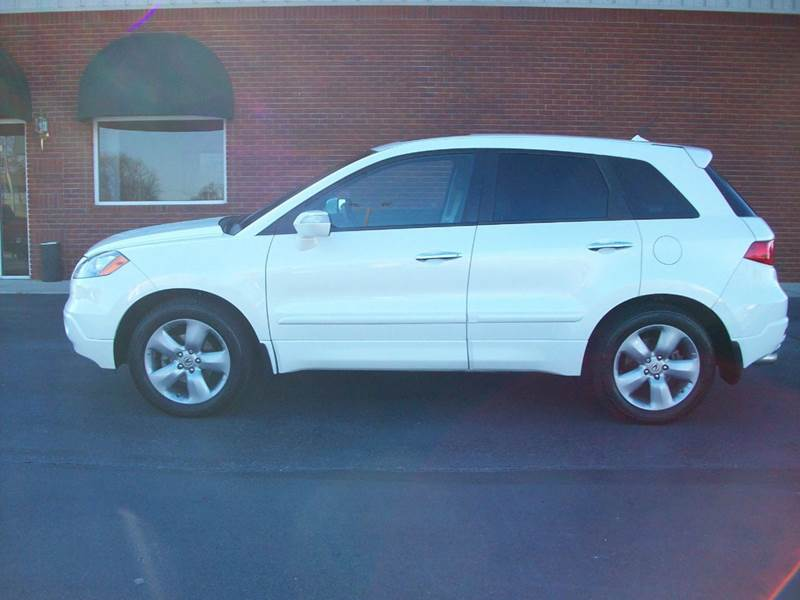 2007 Acura Rdx SH-AWD 4dr SUV w/Technology Package In Muscle Shoals AL - Select Auto Sales