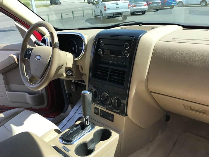 2010 Ford Explorer 4x2 XLT 4dr SUV - Muscle Shoals AL
