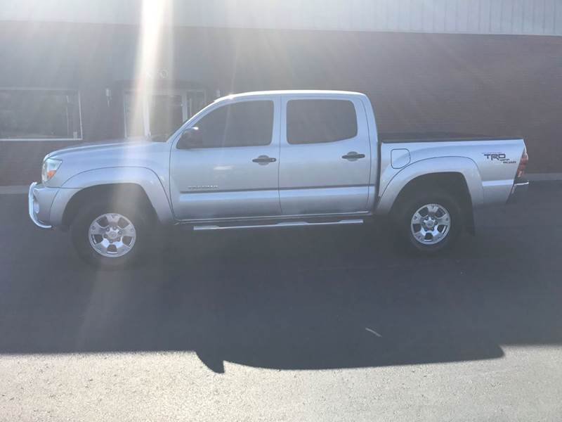 2008 Toyota Tacoma 4x2 PreRunner V6 4dr Double Cab 5.0 ft. SB 5A - Muscle Shoals AL