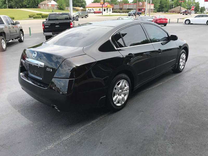 2012 Nissan Altima 2.5 S 4dr Sedan - Muscle Shoals AL
