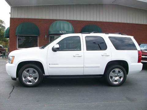 chevrolet tahoe for sale in muscle shoals al. Black Bedroom Furniture Sets. Home Design Ideas
