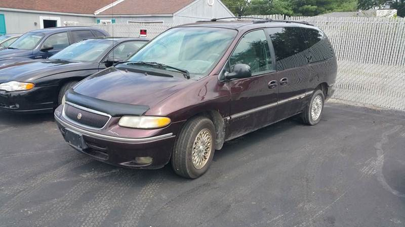 1997 Chrysler Town And Country Lx 4dr Extended Mini Van In Centralia Il