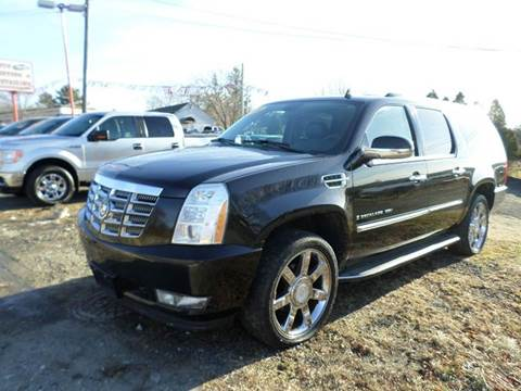 2008 Cadillac Escalade ESV for sale in Somerset, MA