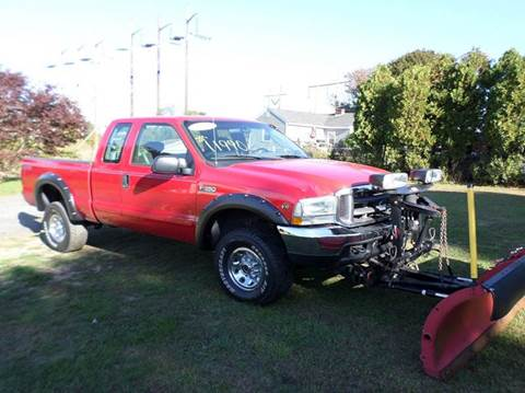 2003 Ford F-350 Super Duty for sale in Somerset, MA