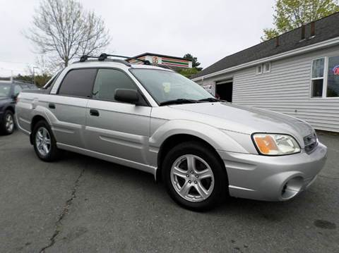 2003 subaru baja for sale. Black Bedroom Furniture Sets. Home Design Ideas