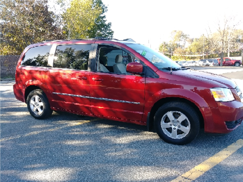 2010 Dodge Grand Caravan for sale in Somerset, MA