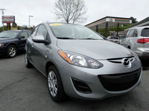 2012 Mazda MAZDA2 for sale in Somerset, MA