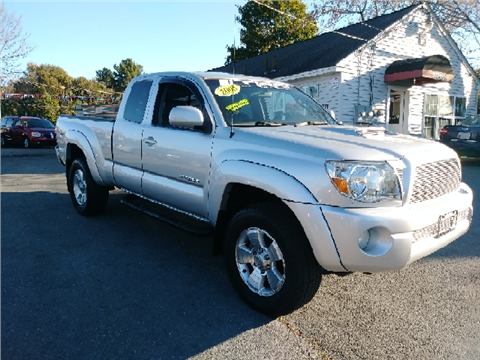 2005 Toyota Tacoma for sale in Somerset, MA