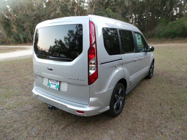 2017 ford transit connect wagon titanium 4dr swb mini van w rear liftgate in perry fl. Black Bedroom Furniture Sets. Home Design Ideas