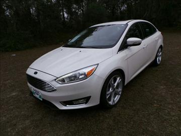 2015 Ford Focus for sale in Perry, FL