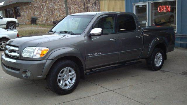 2005 Toyota Tundra Sr5 Double Cab 2wd In Anderson Anderson