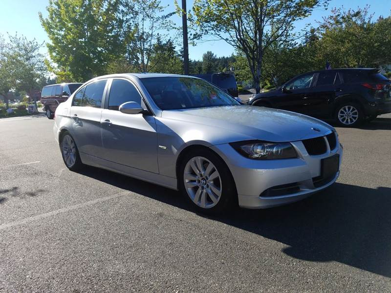 2008 Bmw 3 Series 328i 4dr Sedan In Bellevue WA  Auto Connections
