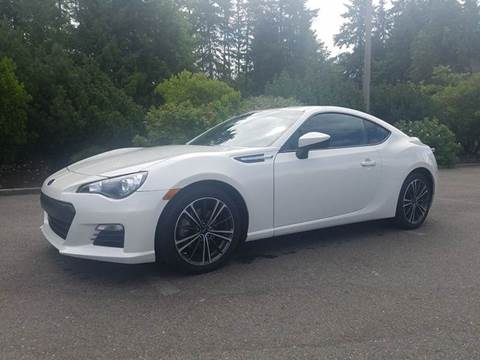 2015 Subaru BRZ for sale in Bellevue, WA