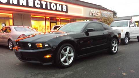 2010 Ford Mustang