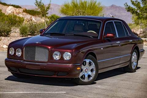 2005 Bentley Arnage For Sale In Colorado Carsforsale