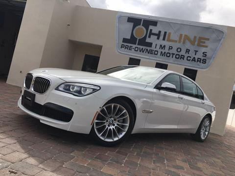 2015 BMW 7 Series for sale in Tampa, FL