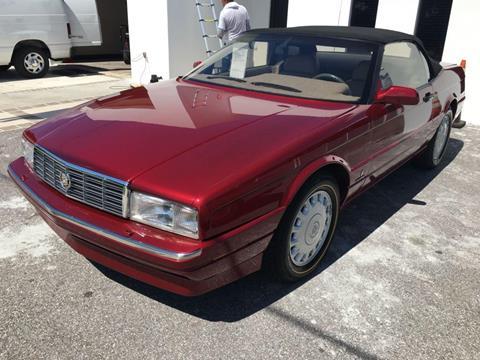 1993 Cadillac Allante for sale in Tampa, FL