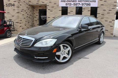 2010 Mercedes-Benz S-Class for sale in Tampa, FL