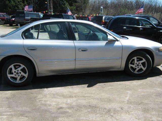 2004 Pontiac Bonneville