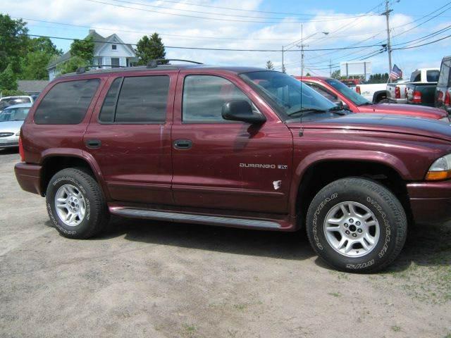 2001 Dodge Durango