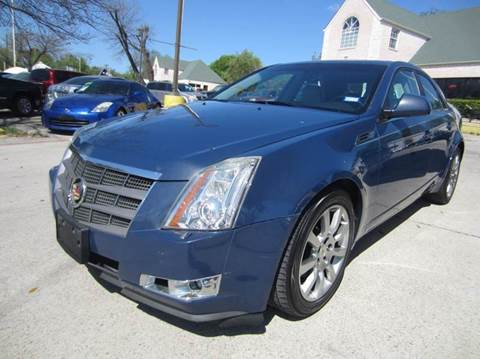 2009 Cadillac CTS for sale in Dallas, TX