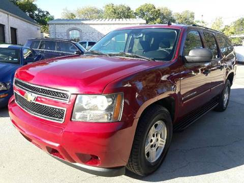 2007 Chevrolet Suburban for sale in Dallas, TX