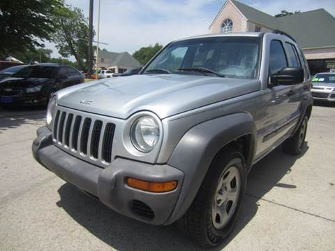 2004 Jeep Liberty for sale in Dallas, TX